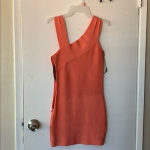 BEBE bandage dress size Small